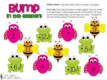 BUMP in the Garden!