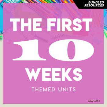 BUNDLE 1 The First 10 Weeks