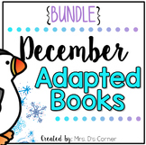 December Adapted Books [Level 1 and Level 2] | Digital + P