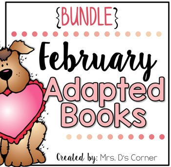 18 Adapted Books for February ( Level 1 and Level 2 )