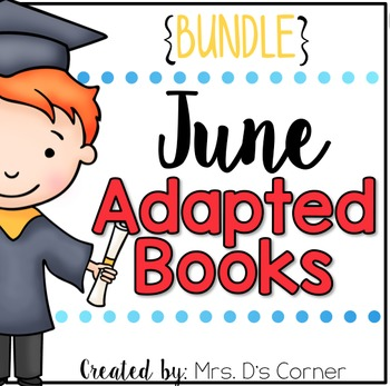 18 Adapted Books for June ( Level 1 and Level 2 )