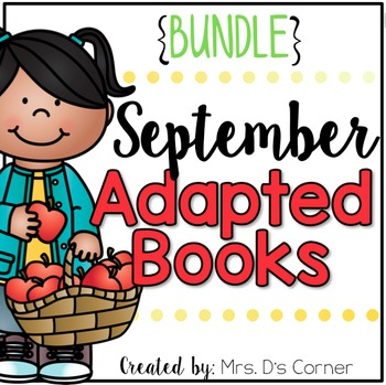 18 Adapted Books for September ( Level 1 and Level 2 )