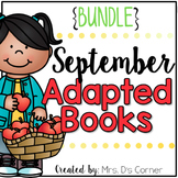 September Adapted Books [Level 1 and Level 2] | Digital +