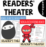 Readers' Theater Scripts Ninja Red Riding Hood and Ninja C