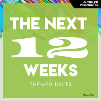 BUNDLE 2 The Next 12 Weeks
