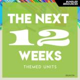 Preschool Curriculum BUNDLE 2 The Next 12 Weeks - Distance