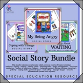 BUNDLE - 27 Social Stories - variety of topics - special education - autism
