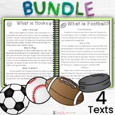 2nd Grade Reading Comprehension Passages and Questions PRI