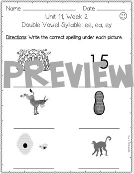 BUNDLE- 2nd Grade FUNDATIONally Differentiated Word Work Activities- UNITS 10-12