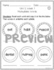 BUNDLE - 2nd Grade FUNdamentally Differentiated Word Work Activities - UNITS 4-6