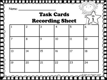 BUNDLE: 6th Grade STAAR Reading Vocabulary Task Cards ~ Sets 1-4