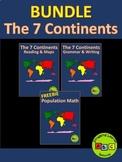 BUNDLE - 7 Continents Unit