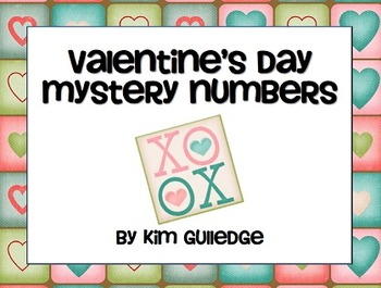 BUNDLE - 15 Mystery Numbers! - Great for Common Core 8 Mathematical Standards