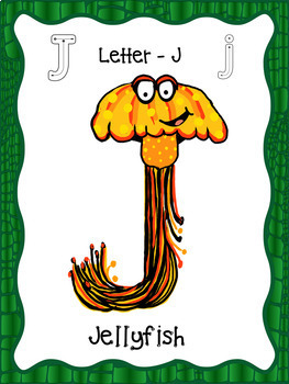 BUNDLE - ANIMAL ALPHABET POSTERS AND FLASH CARDS, ANIMAL NUMBERS POSTERS