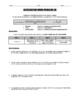 BUNDLE - Acceleration Word Problem Worksheets (X3)