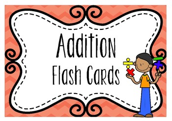 BUNDLE Addition Flash Cards - Near Doubles, Doubles and Tens Friends
