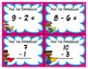 Super Hero Addition and Subtraction in 10  Task Cards
