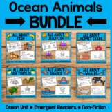Bundle | All About Ocean Animals | Emergent Readers | Non-Fiction