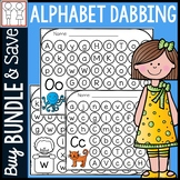 BUNDLE: Alphabet Dabbing