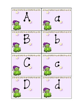 BUNDLE-Alphabet Wizards