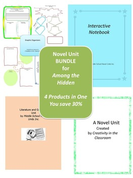 BUNDLE: Among the Hidden 4 Products in 1