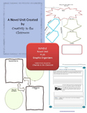 BUNDLE: Among the Hidden Novel Unit Plus Grammar AND Graphic Organizers