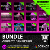 BUNDLE - Anatomy PPTs (Introductory Series)
