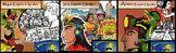 BUNDLE-Ancient Empires Maya, Aztec, Inca 48 pc. Clip-Art (