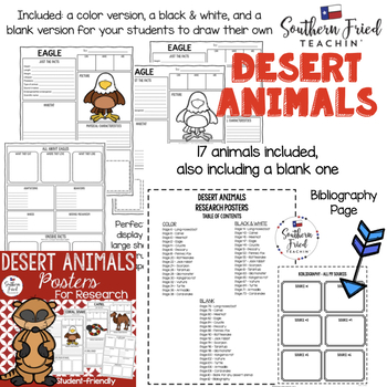 BUNDLE Animal Research Project Posters