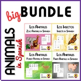 Animals in Spanish - BUNDLE - Los Animales