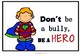 Anti-Bullying Posters