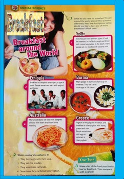 """BUNDLE  """"Around the World"""" Distance learning"""