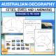 BUNDLE: Australian Cities, States and Landmarks