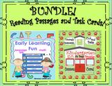 BUNDLE!  PRINTABLES NO PREP and LEARNING FUN PACKET!  Grades k - 1