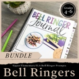 BUNDLE Bell Ringer Journal for Entire School Year: Upper Elementary Grades 4-6