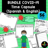 BUNDLE: Bilingual COVID-19 Time Capsule in (English & Spanish)