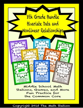 BUNDLE Bivariate and Nonlinear Math Stations for Common Co