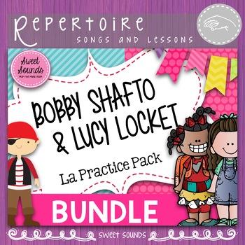 BUNDLE Bobby & Lucy {La Practice Pack}