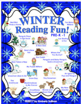 BUNDLE! CHRISTMAS and WINTER! reading comprehension passages and questions