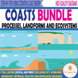 BUNDLE: COASTS (including mangroves and coral reefs)
