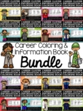 BUNDLE: Career Coloring and Information Books