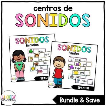BUNDLE - Centros de Sonidos