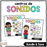 Centros de Sonidos BUNDLE