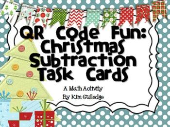 BUNDLE: Christmas Two-Digit Addition & Subtraction 2.NBT.5