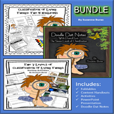 BUNDLE!  Classification of Living Things