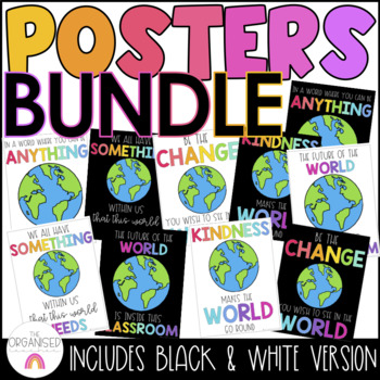 BUNDLE - Classroom Posters