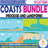 BUNDLE: Coastal Geography; Processes, Landforms, and Management.