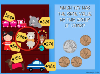 BUNDLE: Coins & Counting Coins (Great for Google Classroom!)