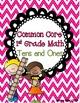 BUNDLE! - Common Core Math - 1st Grade - Parts 5-8