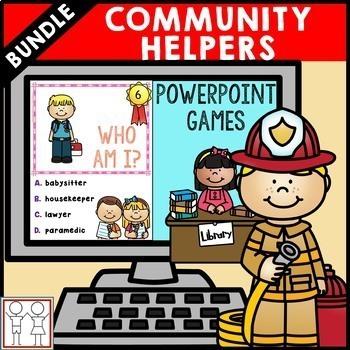 BUNDLE: Community Helpers